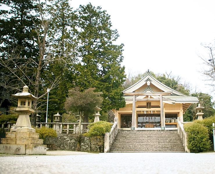 鳥取県の米子市で愛されてきたかんだ神社。