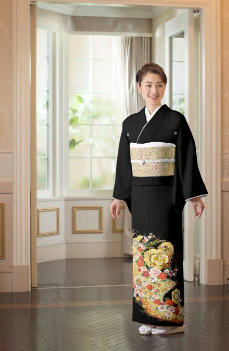 黒留袖/結婚式