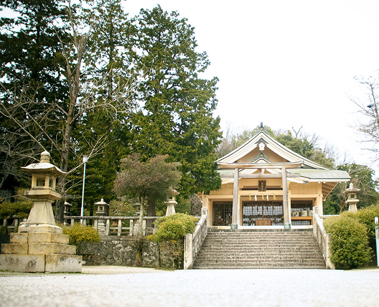 米子市勝田神社
